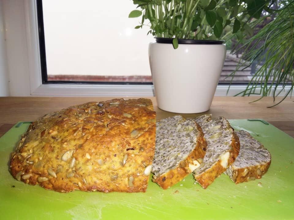 Paleo chlieb – chlieb ktorý chutí