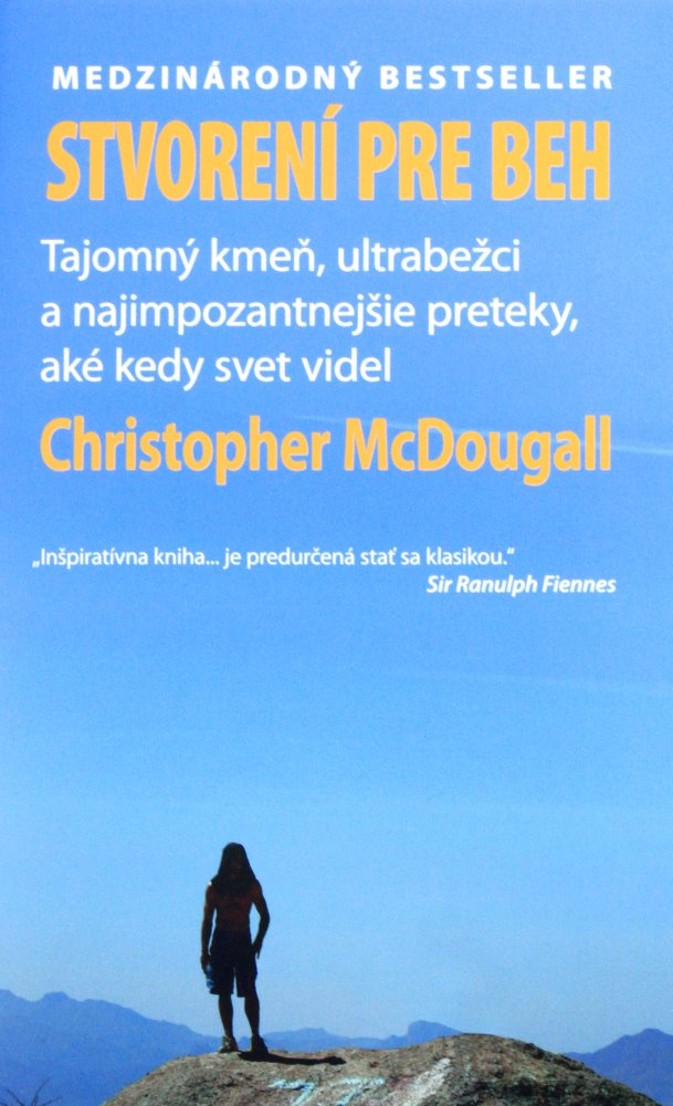 Chris Mcdougall, Stvoreni pre beh (Born To Run)