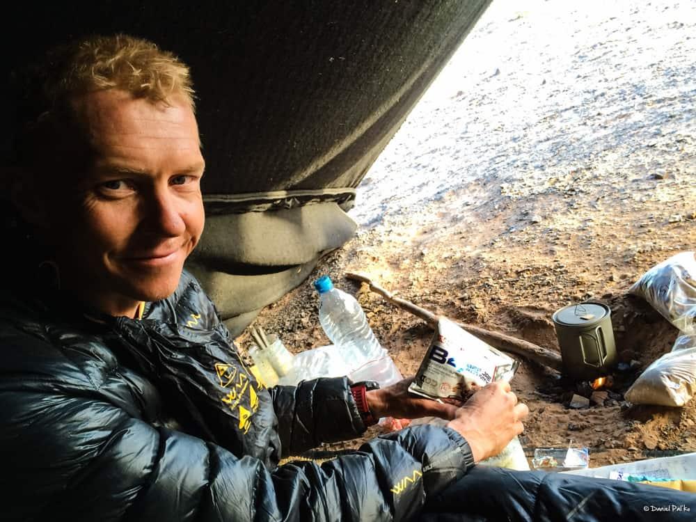 Petr Vabrousek - Marathon des Sables 2016 - 11