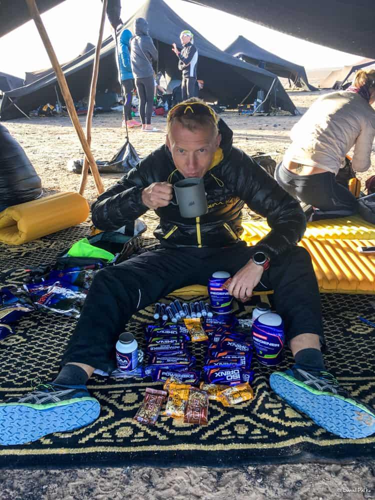 Petr Vabrousek - Marathon des Sables 2016 - 4
