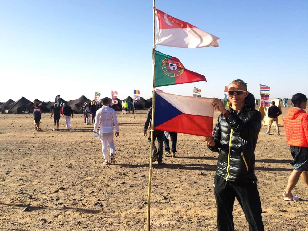 Jde o neuvěřitelně těžký závod – rozhovor s Petrem Vabrouškem o Marathon des Sables