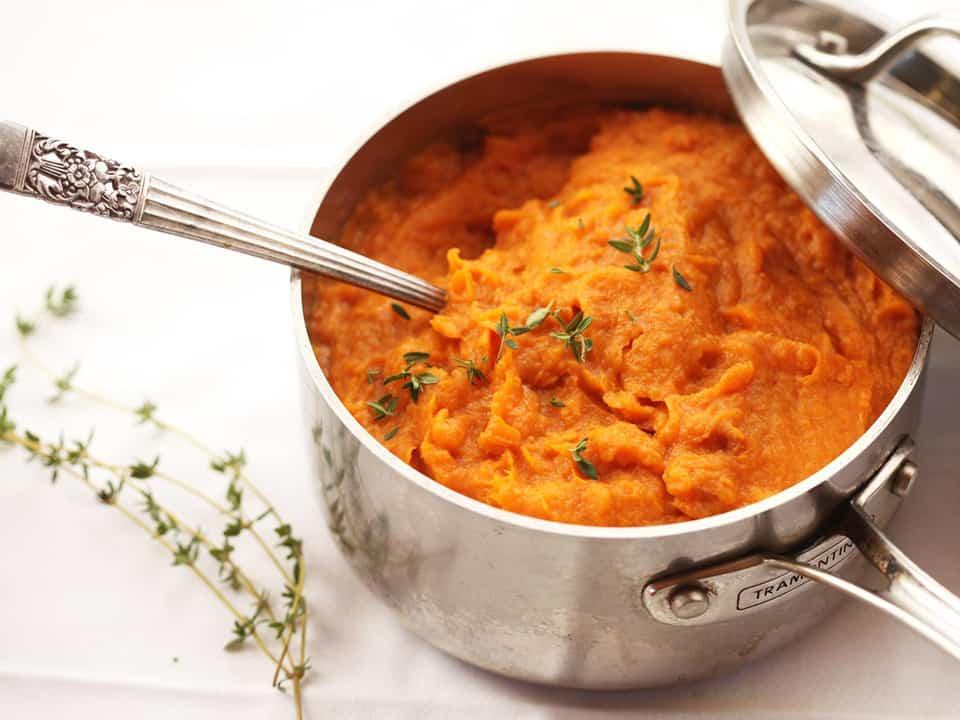4 zdravšie alternatívy ku klasickému zemiakovému pyré